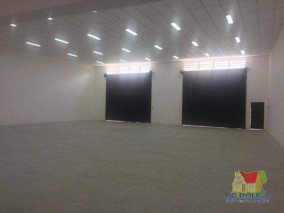 Salão Para Alugar, 450 M² Por R$ 15.000/mês - Tatuapé - São Paulo/sp - Sl0069