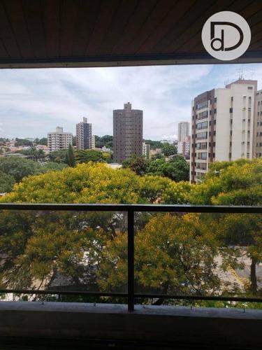Imagem 1 de 22 de Excelente Apartamento Para Locação No Jardim Proença, Em Campinas!! 01 Apto Por Andar!! - Ap1897