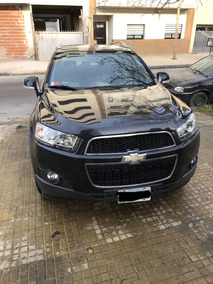 Chevrolet Captiva Lt 4x4 2.4 167 Cv