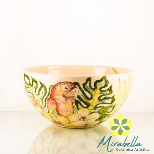 Bowl Mirabella Colección Amazonia