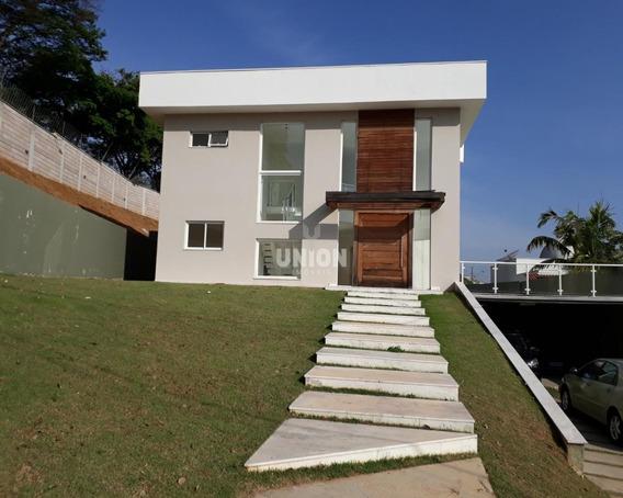Casa Para Venda No Condomínio Terras De Vinhedo Em Vinhedo/sp. - Ca002558 - 67744577