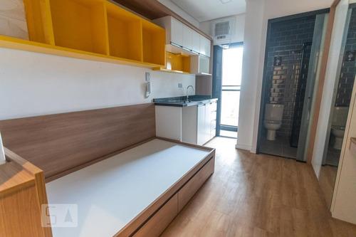Apartamento Para Aluguel - Bom Retiro, 1 Quarto,  12 - 893304960