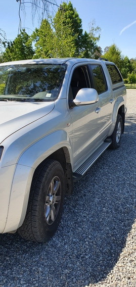 Volkswagen 4motion Tdi Amarok Highline 2015