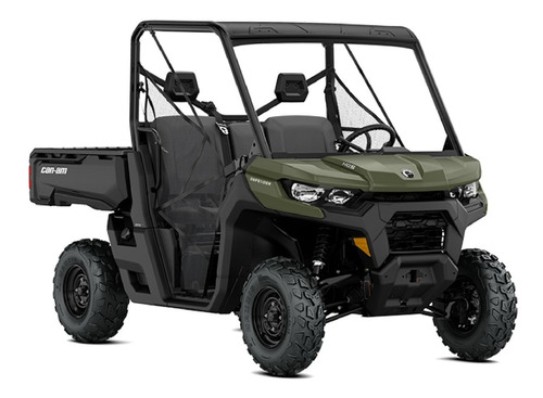 Can-am Defender Hd5 2021
