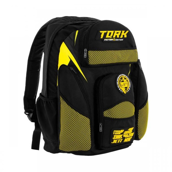Mochila Para Notebook Pro Tork Factory Edition