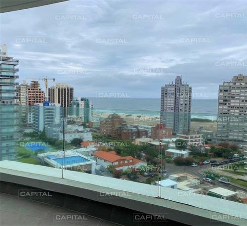 Apartamento De 1 Dormitorio Con Vista Al Mar-ref:31275