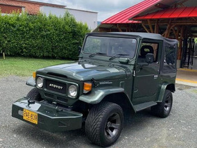 Toyota Land Cruiser Mt 3000cc
