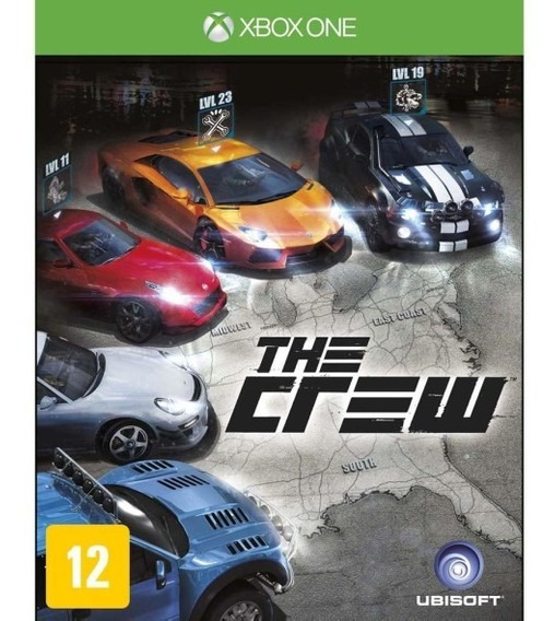 Jogo The Crew Signature Edition Xbox One Lacrado