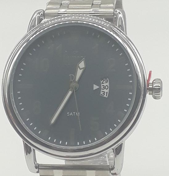 Relógio Dumont Masculino Du2315aal , Prata
