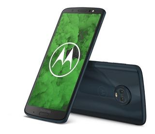 Motorola G6 32gb 3gb Ram Dual Sim 4g Lte Cristal Metal *125*