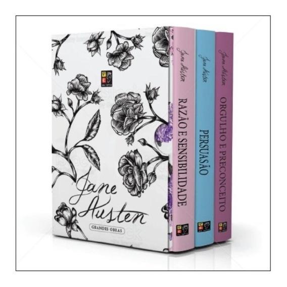 Box - Jane Austen Com 3 Livros