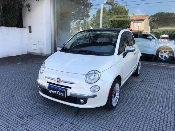 Fiat 500 Lounge Con Techo 2016 At Sport Cars Quilmes
