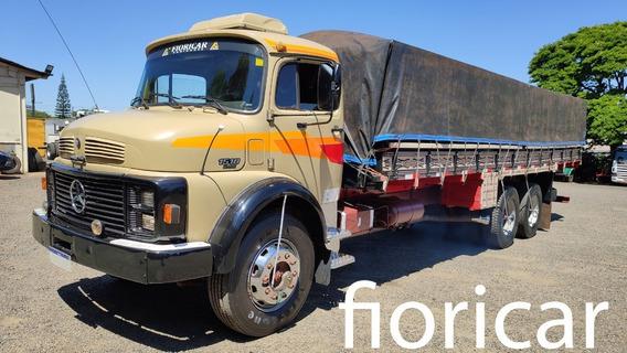 Mb 1518 1987/87 Graneleiro 8.00mts Super Conservado