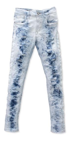 Pantalon Hippie Super Skinny Hc18149a