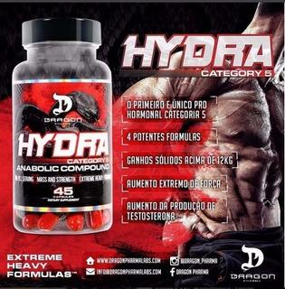 3 Hydra Dragon Pharma 45 Caps