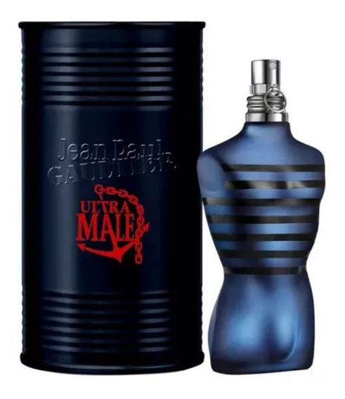 Perfume Jean Paul Gaultier Ultra Male Original Lacrado