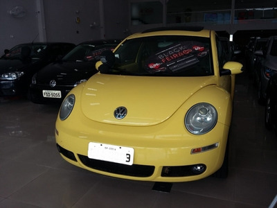 New Beetle 2.0 Mi 8v Gasolina 2p Tiptronic 2008/2009