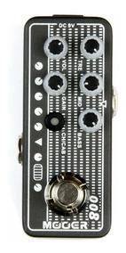 Pedal Mooer M008 Pré Amp Cali Mk3 - Mesa Boogie Mark Iii Nf