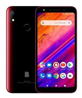 Novo Blu G6 64gb/3gb Ram Tela 5.7 Hd+ Câm13mp/8mp Android 9 - 12 Vezes Sem Juros - Pronta Entrega+ Capa+ Pelicula+fone