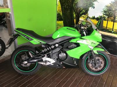 Ninja 650r 649cc