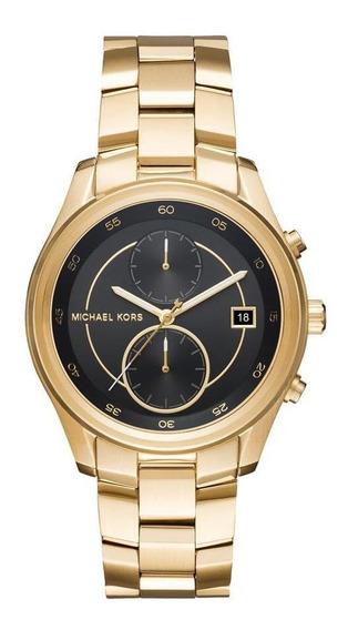 Relógio Michael Kors Feminino Briar - Mk6497/4pn