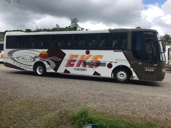 Ônibus Mercedes Benz 1721 Busscar 340 Motor Dianteiro - 2000