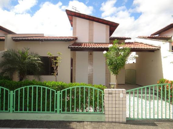 Casa Com 3 Dormitórios À Venda, 110 M² Por R$ 345.000 - Cambeba - Fortaleza/ce - Ca1431