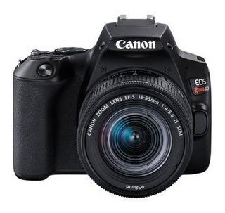 Camara Canon Eos Rebel Sl3 Kit 18-55mm F4 Video 4k Cuotas