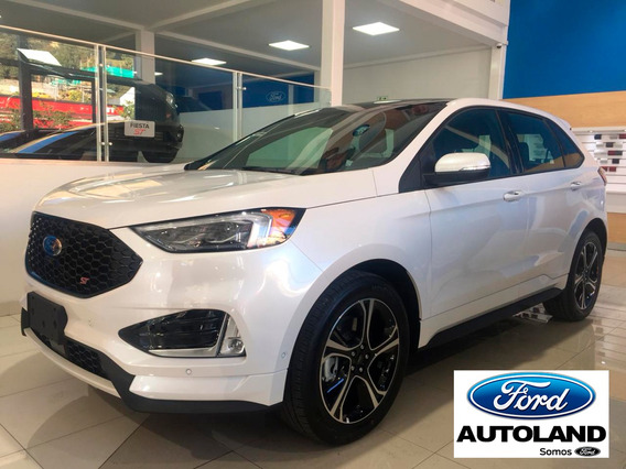 Ford Edge St At 2019 4x4.