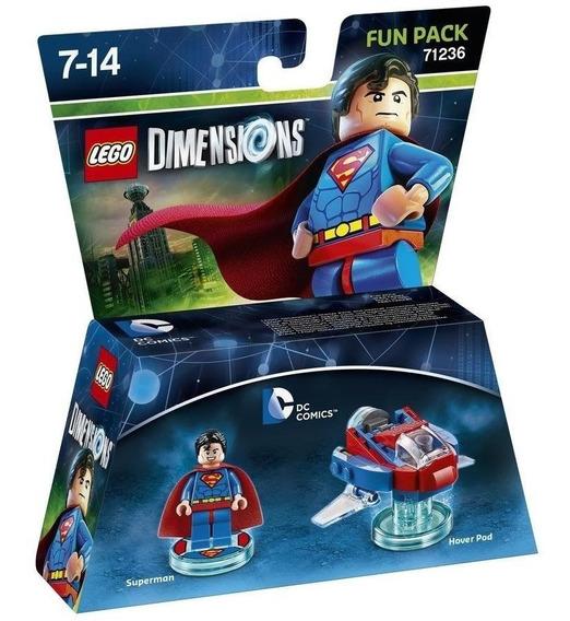 Lego Dimensions - Dc Comics - Superman Fun Pack