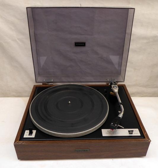 Toca Discos Pioneer Pl 12 Ac / Pl 12ac Funcionando