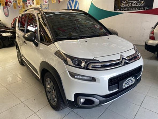 Aircross Shine 1.6 Flex 5p Automatico 2018 Branco Impecavel