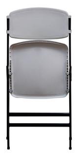 Silla Verona Duna De Plástico Blanca 1587100