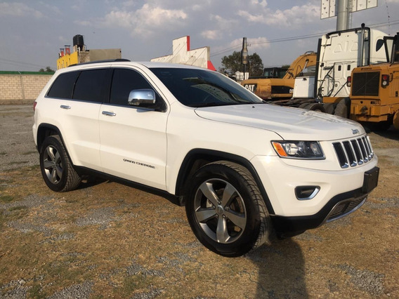 Jeep Gran Cherokee Limited 2015