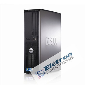 Lote 2 Dell Optiplex Core 2 Quad Q6600 Mem 2gb Ddr3 Hd160gb