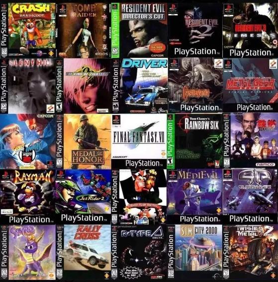 Jogos Do Playstation 1 Novos À Sua Escolha Favor Leia Abaixo