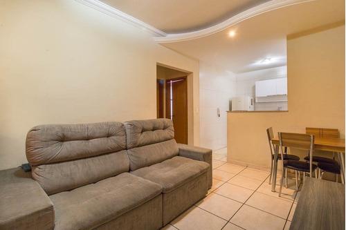 Imagem 1 de 18 de Apartamento Á Venda, 2 Quartos, 1 Vaga, Três Barras - Contagem/mg - 20550