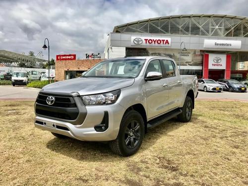 Toyota Hilux Diesel 4x4 Mecanica De Seis Cambios Adelante