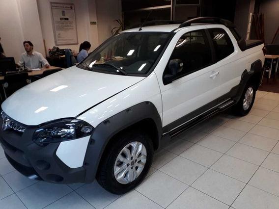 Fiat Strada 0km $33.500 Tasa Fija 0% 2019/2020 A-