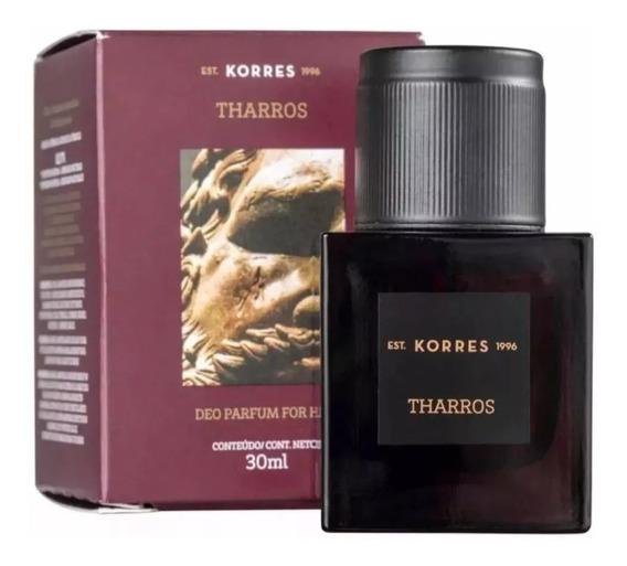 Korres Perfume Tharros+ Loção Pós Barba Original Vegano125ml