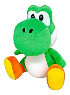 Peluche Yoshi Importado 55cm Serie Super Mario Bros