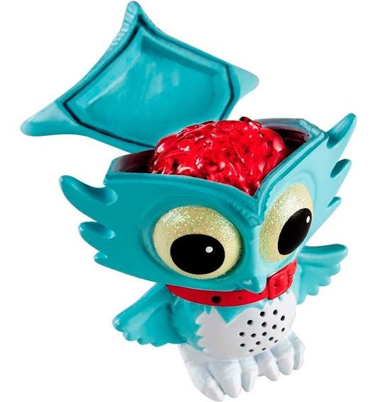 Mascote Monster High Secret Creepers Coruja Lacrado