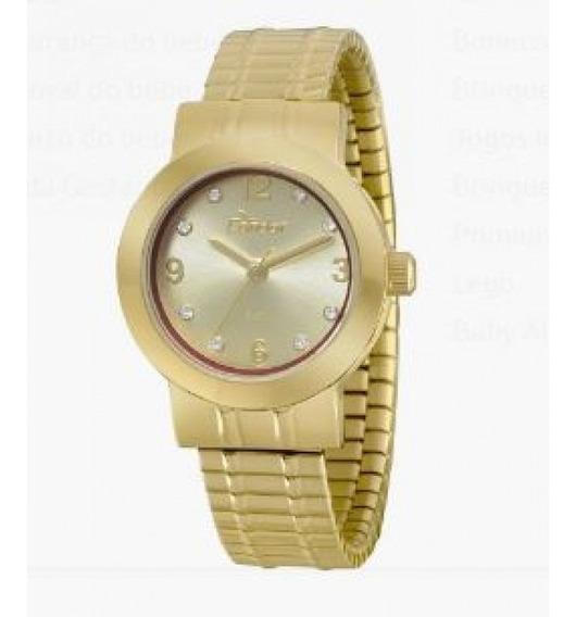 Relógio Condor Feminino Mini Dourado Co2036cy/4x