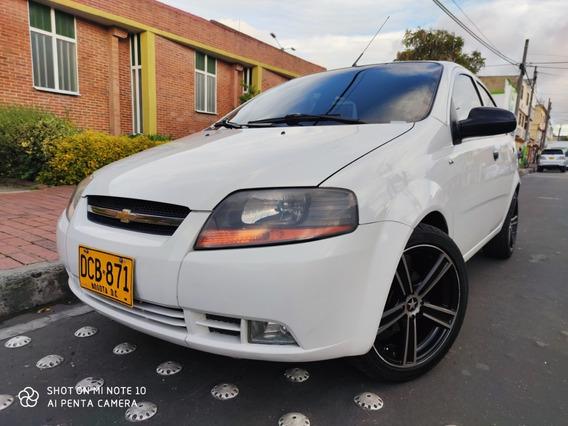 Chevrolet Aveo Ls 1.600 Mt Fe