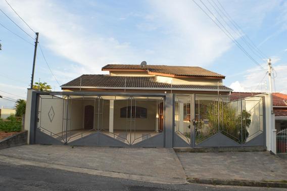 Casa Residencial Em Bragança Paulista - Sp - Ca0579