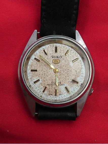Reloj Seiko Funcional 100%