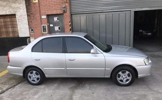 Hyundai Accent 1.5 Gls 5dr Abs Ab 2001