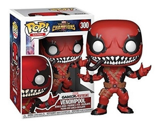 Funko Pop Contest Of Champions Venompool. N° 300