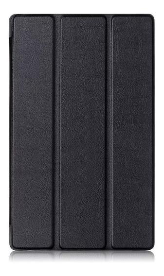 Capa Preta Tablet Fire Hd8 - Hd 8 Polegada Amazon + Película
