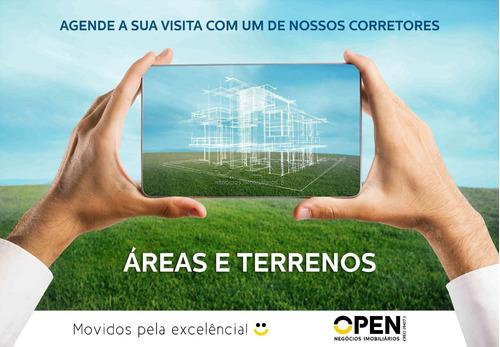 Ótimo Terreno Em Santo André Vila Palmares - Te0025